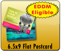 6.5x9 PC - Direct Mail | Cheapest EDDM Printing