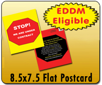 8.5x7.5 PC - Direct Mail | Cheapest EDDM Printing