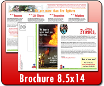 Brochure 8.5 x 14 - Direct Mail | Cheapest EDDM Printing