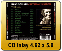 CD Inlay 4.62 x 5.9 - CD/DVD | Cheapest EDDM Printing