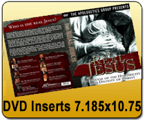 DVD Inserts 7.185 x 10.75 - CD/DVD | Cheapest EDDM Printing