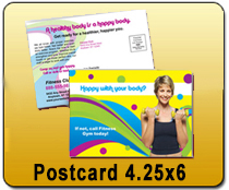 PC 4.25 x 6 - Direct Mail | Cheapest EDDM Printing