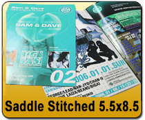 Saddle Stitched 5.5 x 8.5 - Catalog | Cheapest EDDM Printing